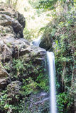 Mon Tha Than Waterfall in Doi Suthep - Pui National Park, Chiangmai Royalty Free Stock Photo