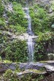 Mon Tha Than Waterfall in Doi Suthep - Pui National Park, Chiangmai Royalty Free Stock Photos