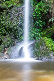 Mon Tha Than Waterfall in Doi Suthep - Pui National Park, Chiangmai Royalty Free Stock Photography