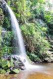 Mon Tha Than Waterfall In Doi Suthep Royalty Free Stock Photography
