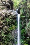 Mon Tha Than Waterfall in Doi Suthep - Pui National Park, Chiangmai Royalty Free Stock Photography