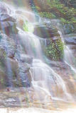 Mon Tha Than Waterfall In Doi Suthep - Pui National Park, Chiangmai Royalty Free Stock Image