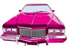 Mon véhicule neuf de brend Photographie stock libre de droits