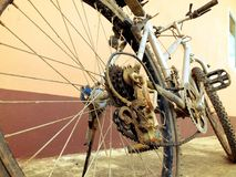 Mon vélo Images stock