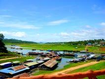 Mon village Stock Image