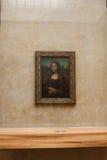 Mona Лиза Стоковое Изображение