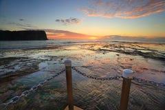 Mona dolina Sydney Obrazy Royalty Free