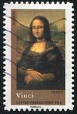 Mona Lisa foto de archivo