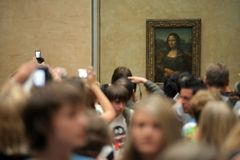 Mona Lisa Photo libre de droits