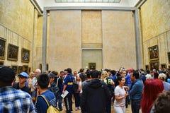 Mona Lisa Room Stock Photos
