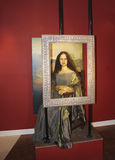 Mona lisa Stock Photography