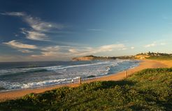 Mona Vale beach Stock Images