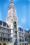 Monachium, Bavaria, Niemcy 29th Marzec 2017 szczegółów Grodzcy brzęczenia Obrazy Stock