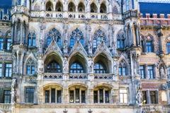 Monachium, Bavaria, Niemcy 29th Marzec 2017 szczegółów Grodzcy brzęczenia Fotografia Royalty Free