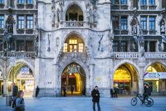 Monachium, Bavaria, Niemcy 29th Marzec 2017 szczegółów Grodzcy brzęczenia Obraz Royalty Free