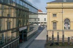Monachium, eksperymentalny teatr Marstall zdjęcia royalty free