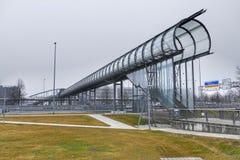 Monachium lotnisko Zdjęcia Stock