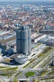 Monachium, miasto widok Obraz Royalty Free