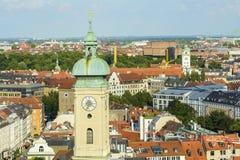 Monachium, Niemcy zdjęcia royalty free