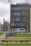 Monachium Niemcy europejczyka stylu starzy nowi budynki uliczni Obraz Royalty Free
