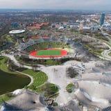 Monachium, olimpia park Obraz Stock