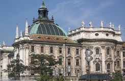 monachium pałacu Fotografia Royalty Free