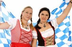 Monachium piwa festiwal Zdjęcia Royalty Free