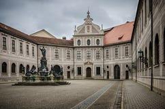 Monachium Residenz Zdjęcia Stock