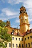 Monachium theatiner do kościoła Fotografia Royalty Free