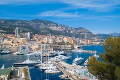 Monaco Royalty Free Stock Images