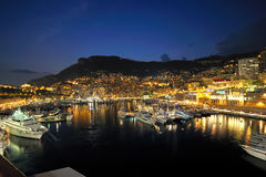 Monaco Stock Afbeelding