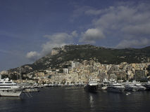 monaco photographie stock
