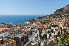 Monaco Royalty Free Stock Photo