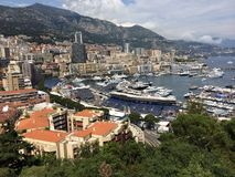 monaco Foto de Stock Royalty Free