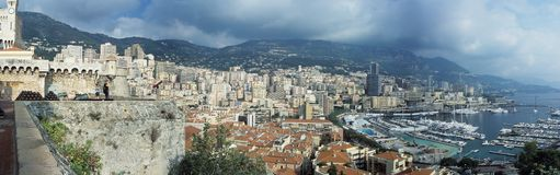 Monaco Foto de Stock Royalty Free