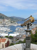 Monaco. The city of Monaco Monte-Carlo Europe Stock Image