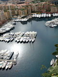 Monaco. The city of Monaco Monte-Carlo Europe Royalty Free Stock Photography