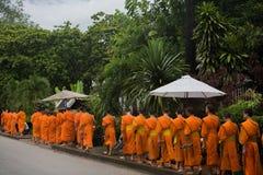 Monaco Alms Giving Procession Immagine Stock Libera da Diritti