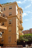 Monaco - Architecture of buildings Stock Photo