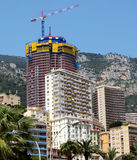 Monaco - Architecture of buildings Royalty Free Stock Image