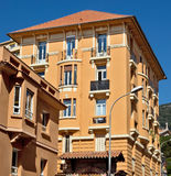 Monaco - Architecture of the city Royalty Free Stock Photography