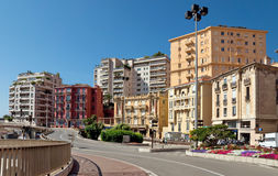 Monaco - Architecture of the city Stock Image