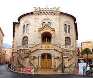 Monaco - Architecture of principality Stock Photography