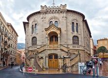 Monaco - Architecture of principality Stock Photos
