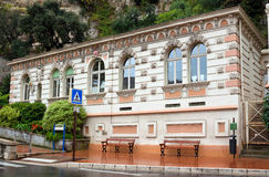Monaco - Architecture of principality Royalty Free Stock Photography