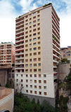 Monaco - Architecture of residential buildings Stock Photo