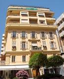 Monaco - Architectuur van gebouwen Royalty-vrije Stock Foto