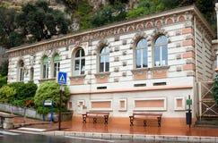 Monaco - Architectuur van prinsdom Royalty-vrije Stock Fotografie