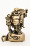 Monaco buddista della figurina Fotografie Stock