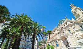 Monaco budynki Obraz Stock